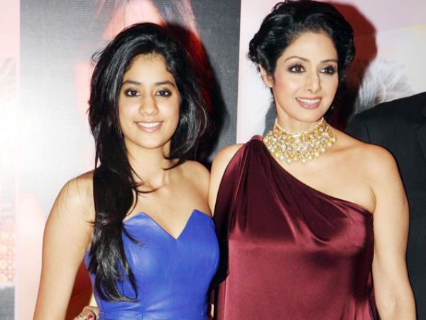 Jhanvi Spoke To Her Mother Sridevi