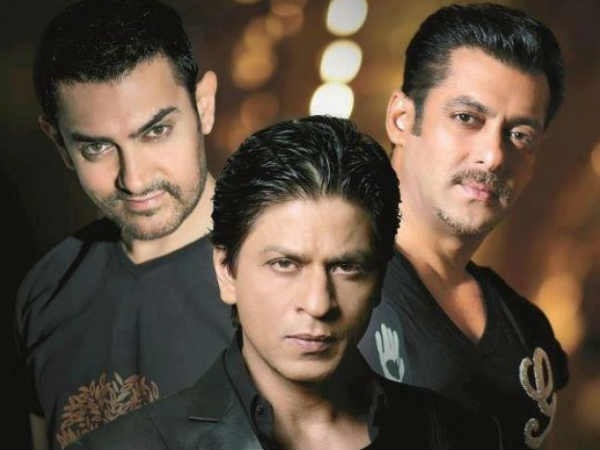 The Three Khans Never Discuss Work Together