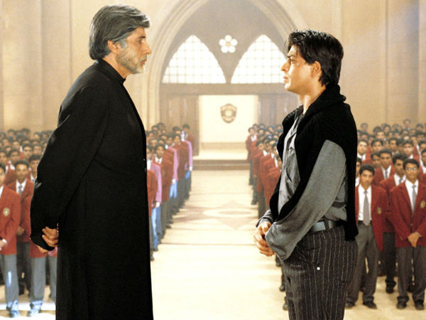 He Didn't Have The Guts To Talk To SRK & Big B