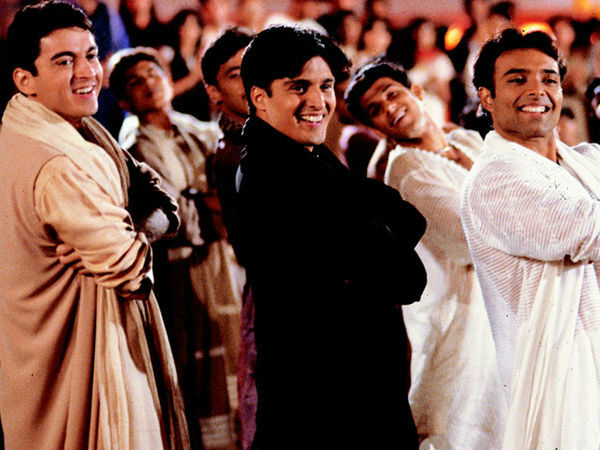 When They Wore Just 'Kurta-Pyjama' While Shooting In Freezing Cold London