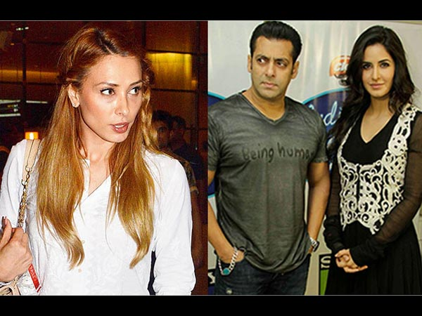 Always Wanted Kat! Salman Khan Said A Final Goodbye To Iulia Vantur To Be With Katrina Kaif Again