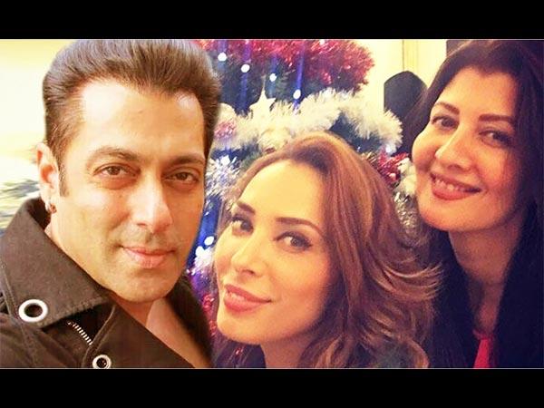 Katrina Kaif BEWARE! Iulia Vantur BREAKS Salman Khan's Friendship With Ex-Lover Sangeeta Bijlani