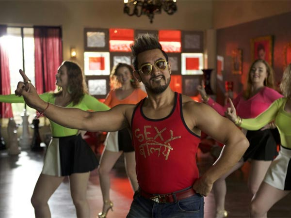 Watch The Making Of Aamir Khan's Secret Superstar Song! It's Really Fun!