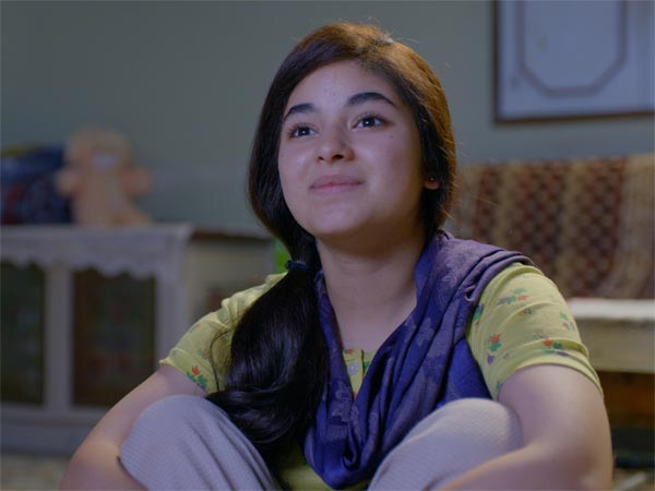 Zaira Wasim Is The First Dangal Girl To Have A Film Release