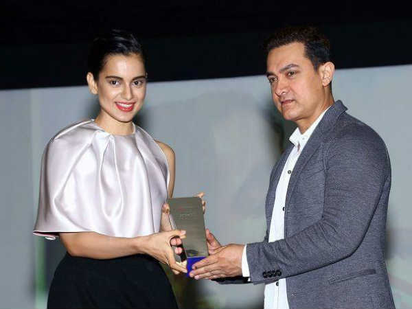 JUST A RUMOUR! Aamir Khan Isn't Siding With Kangana Ranaut In Her Fight With Hrithik Roshan