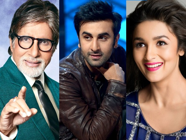 Amitabh Bachchan, Alia and Ranbir to come together for Karan Johar's Brahmastra