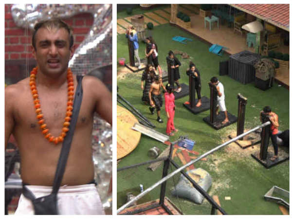 BB 11: Akash Goes Crazy Post Nomination; Luxury Budget Task Tests Tolerance Level Of Housemates