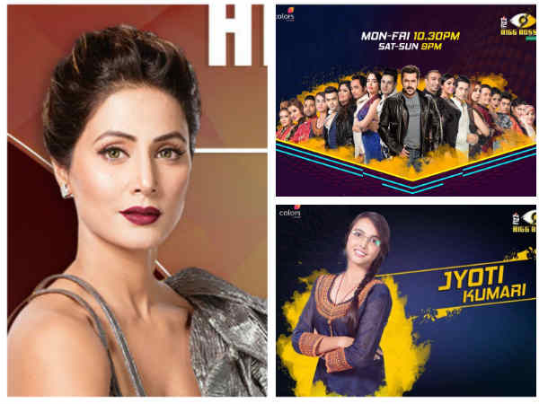Bigg Boss 11 Contestants' Pay Revealed; Hina Khan Paid Highest!