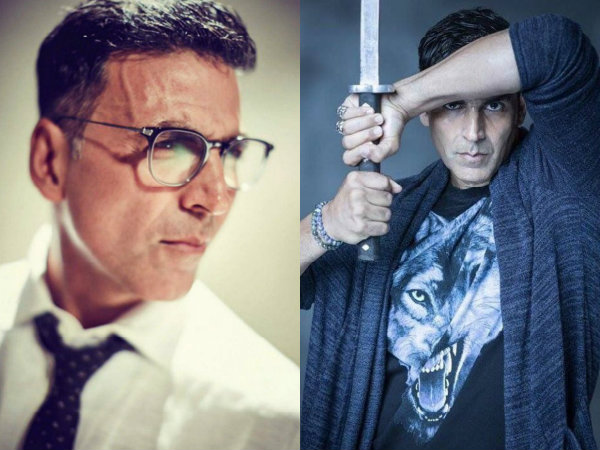 Akshay Kumar's Strong Line-up Of Movies In 2018!