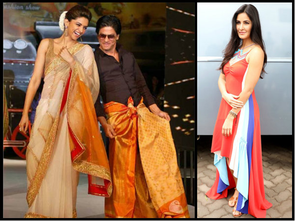 YES, IT HAPPENED! Deepika Padukone Shot For Katrina Kaif's Film & The Credit Goes To Shahrukh Khan!