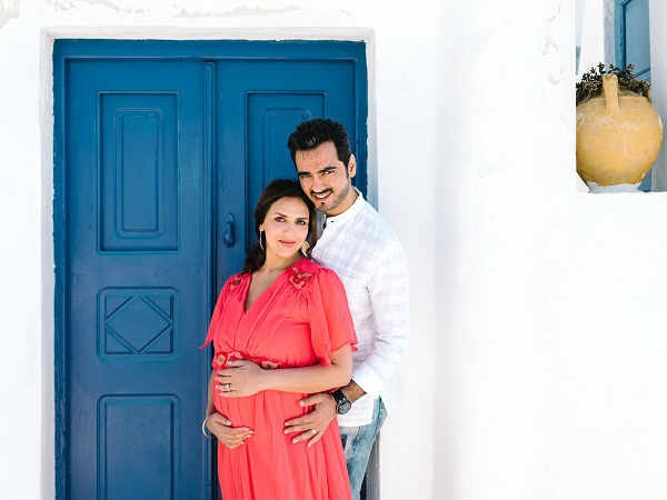 GOOD NEWS! Esha Deol & Her Husband Bharat Takhtani Are Now Proud Parents Of A Baby Girl