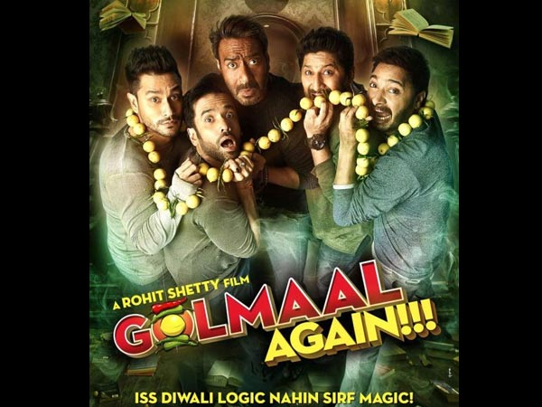 Golmaal Again Movie Review: Live Audience Update