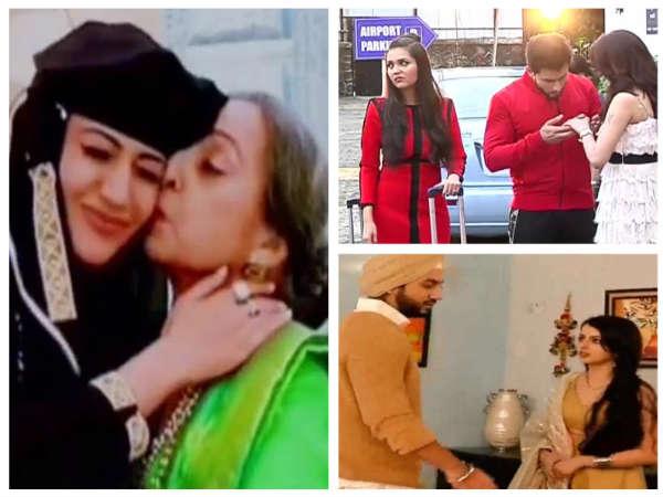 Ishqbaaz Spoiler: Anika Dons A Burka To Follow Shivaay; Rudra Makes Bhavya Jealous!