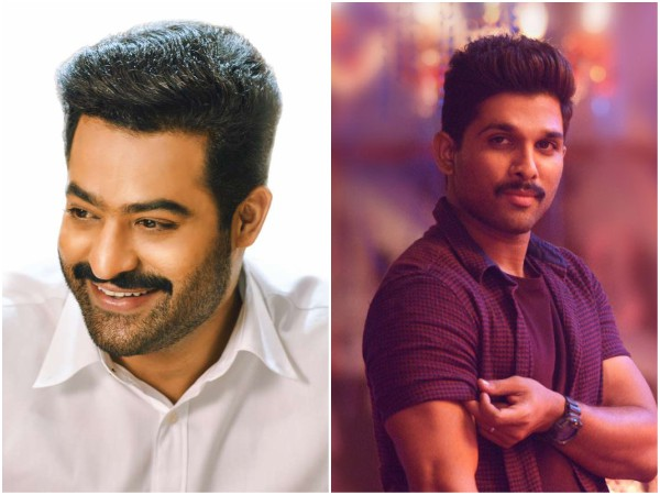 Jr NTR & Allu Arjun's Interesting Combinations For Their Next Movies!