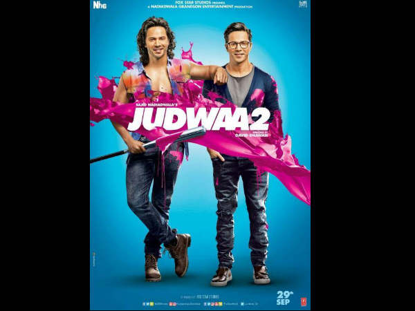Judwaa 2 Monday (4 Days) Box Office Collection! UNSTOPPABLE