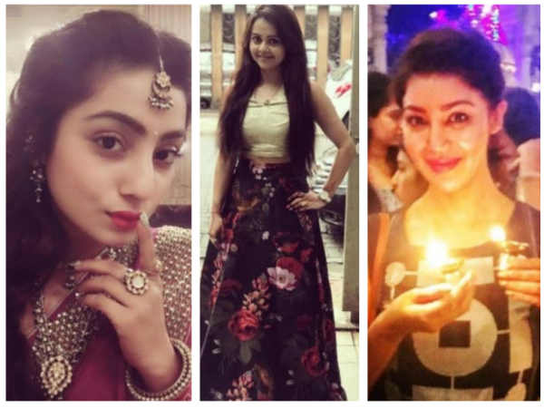 Devoleena Bhattacharjee, Debina Bonnerjee & Other TV Actresses Talk About Kali Puja Celebrations