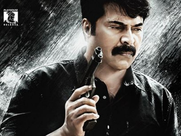 Mammootty Is Confident About Streetlights!