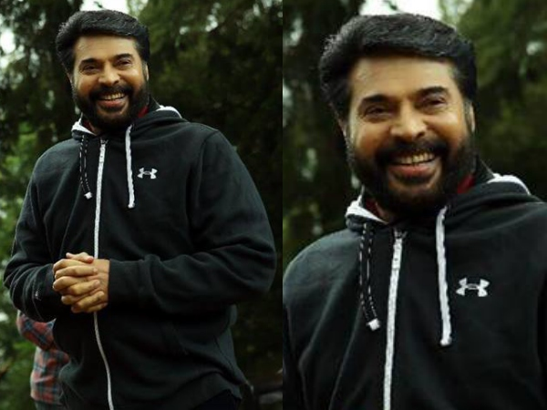 WOW! Mammootty's 'Uncle' Look Is Out