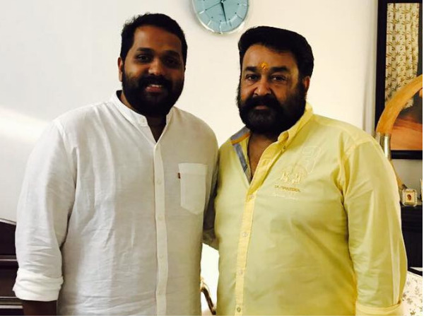 Mohanlal To Team Up With Ramaleela Director Arun Gopy?