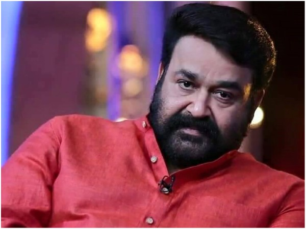 WOW! Mohanlal Announces His Next Project After Odiyan!