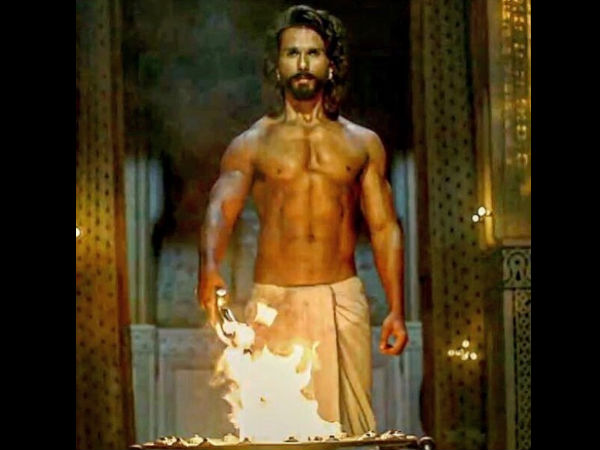 Shahid Kapoor On Padmavati Controversies: Every Indian Will Be Proud Of The Film!