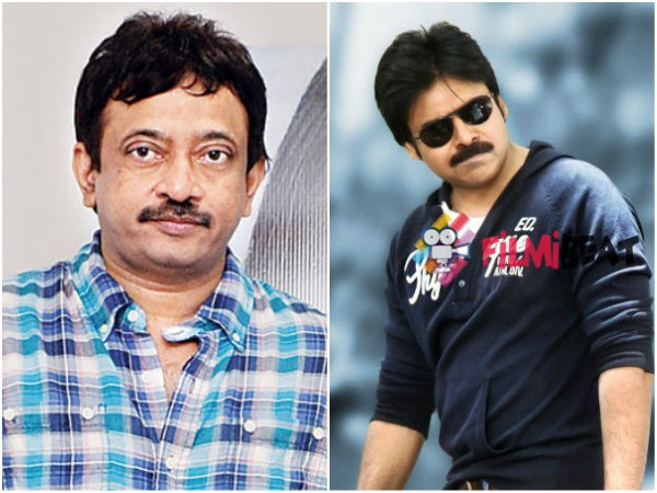 RGV's Open Letter To Pawan Kalyan On ISM!