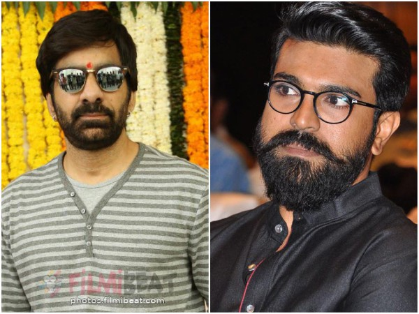 Sankrati Race! Ram Charan Out & Ravi Teja Is In!