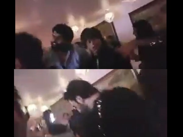 This Video Of Shahrukh Khan & Ranbir Kapoor Dancing On 'Bole Chudiyan' Is Going VIRAL!