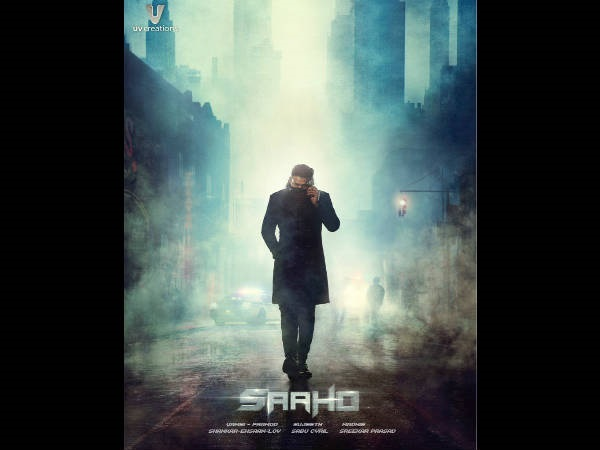 HAPPY BIRTHDAY Prabhas! Makers Of Saaho Unveil The First Look Poster