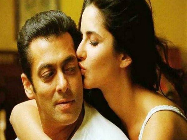 HERE'S WHAT THEY SAW! Guests At Salman Khan's Diwali Party CLAIM He Is DATING Katrina Kaif AGAIN