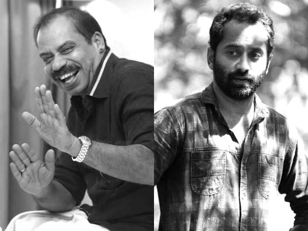 Fahadh Faasil & Sathyan Anthikad To Team Up Again?