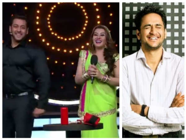 Bigg Boss 11 First Fight! Shilpa Shinde & Vikas Gupta Get Into An Argument In Front Of Salman Khan!