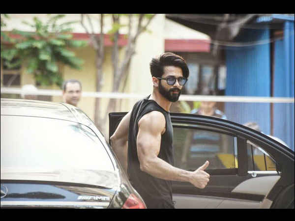 WE CAN'T WAIT! Title & Teaser Of Shahid Kapoor's Next Film After Padmavati To Be Out On This Day