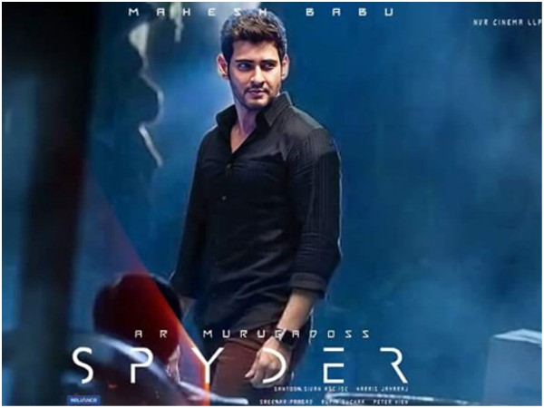 Mahesh Babu's Spyder At Box Office: Weekend Collections