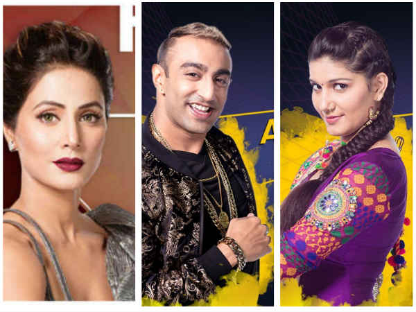 Bigg Boss 11: Third Week Nomination; Salman Apologises To Zubair; Bandgi's BF To Enter The Show!