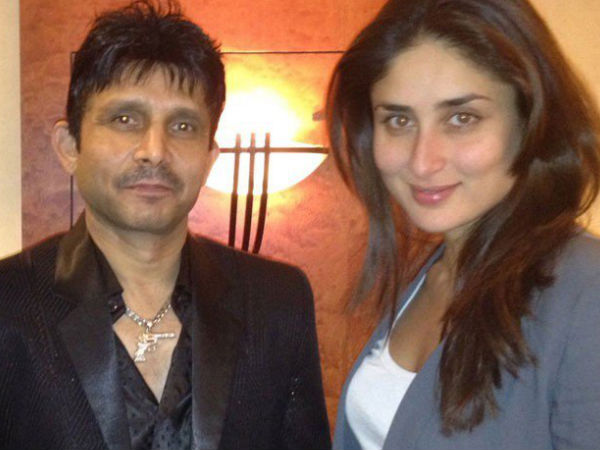 Kareena Kapoor Khan Might SLAP Kamaal R Khan For His Cheap Tactic To Insult Kangana Ranaut!