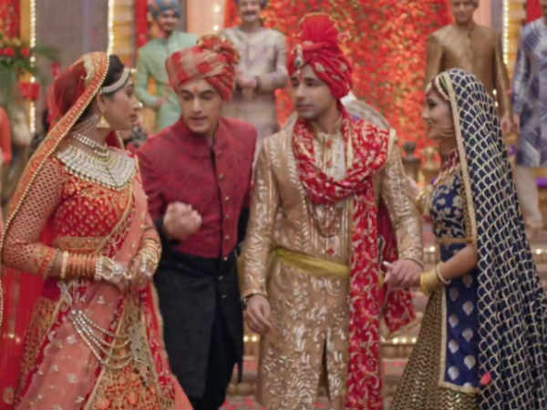 Yeh Rishta Kya Kehlata Hai SPOILER: Oh No! Kartik & Naira To Part Ways, But Why?