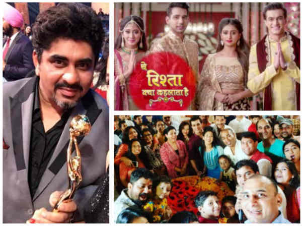 Yeh Rishta Kya Kehlata Hai Completes 2500 Episodes; The Team Celebrates; What's Next On The Show!
