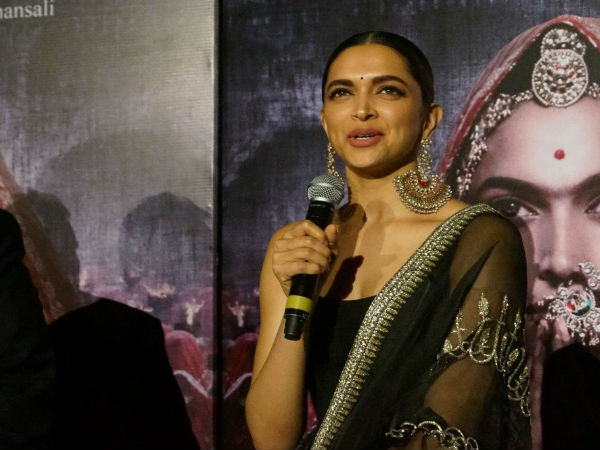 Deepika Goes With The Flow With Bhansali