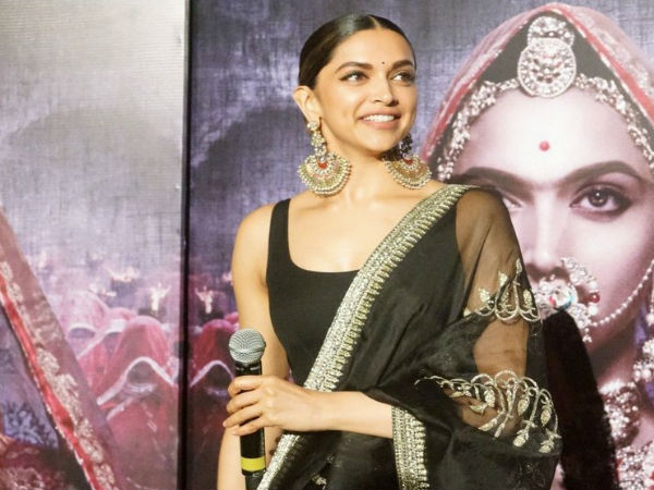 Deepika Said 'Padmavati' Made Her Feel Nervous About Her Performance.