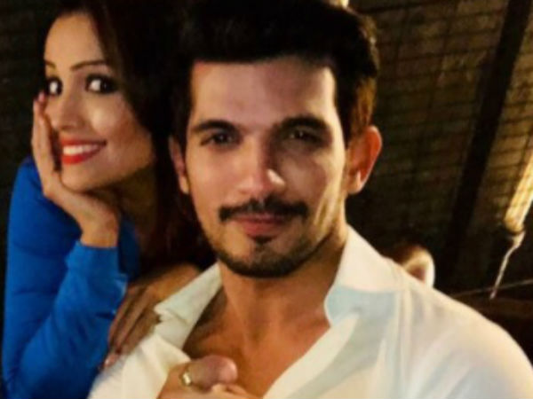 Adaa Khan Wishes Arjun Bijlani