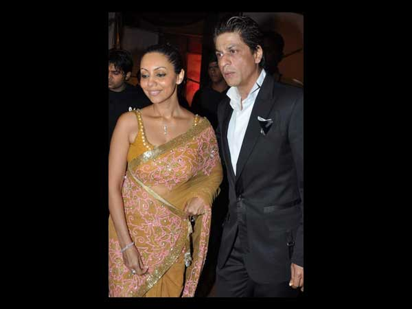 King Khan Made History Notes For Gauri