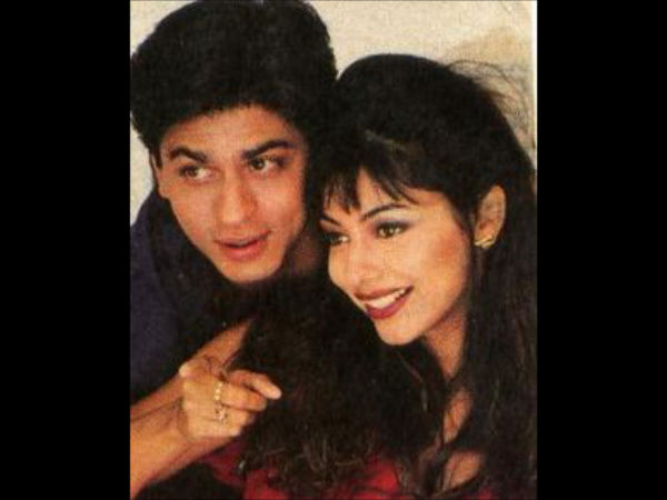 Shahrukh Asked Gauri Not To Wear White Shirts