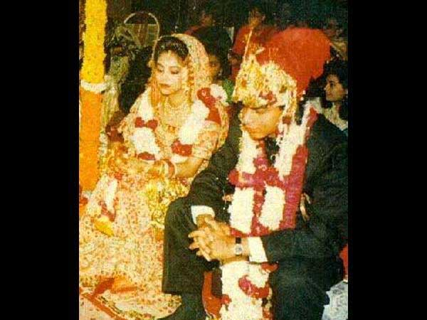 Shahrukh Borrowed Suits For His Wedding