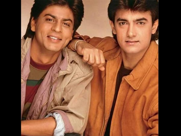 Aamir's Birthday Wishes To SRK