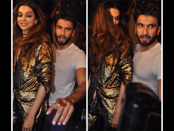Ranveer Stopped Talking To Deepika After That Incident
