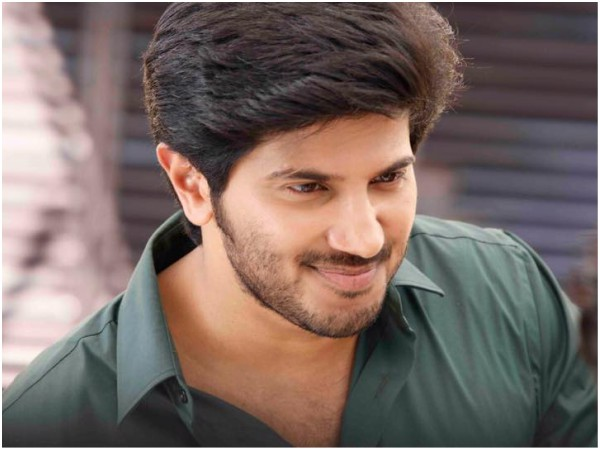 The First Comedy Entertainer Of Dulquer Salmaan?