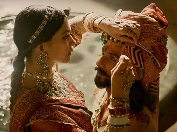 On Padmavati Being In A Lot Of Controversy