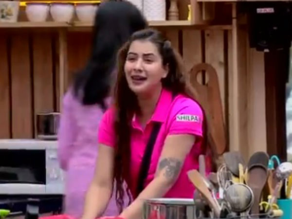 Shilpa To Be Sent To Secret Room!
