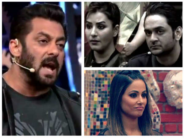 Salman Lashes Out At Hina Khan